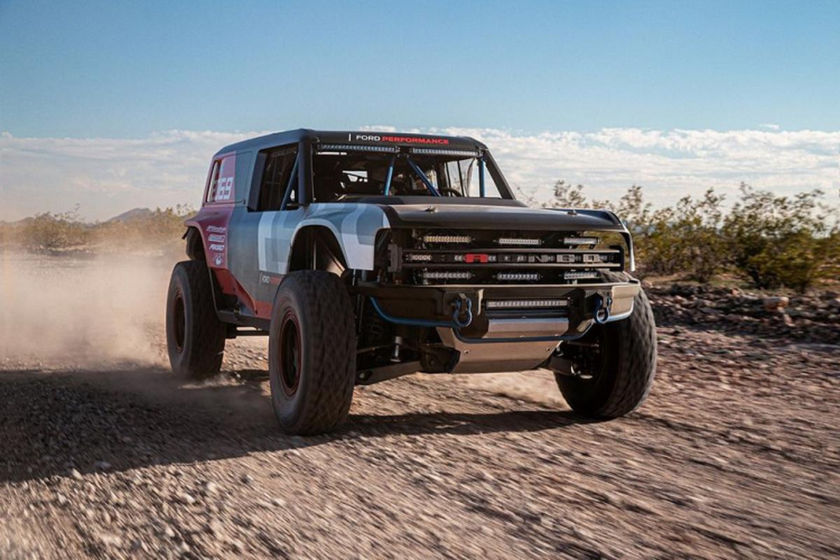 Ford Bronco R - dinh cao cua xe dia hinh off-Road-Hinh-2