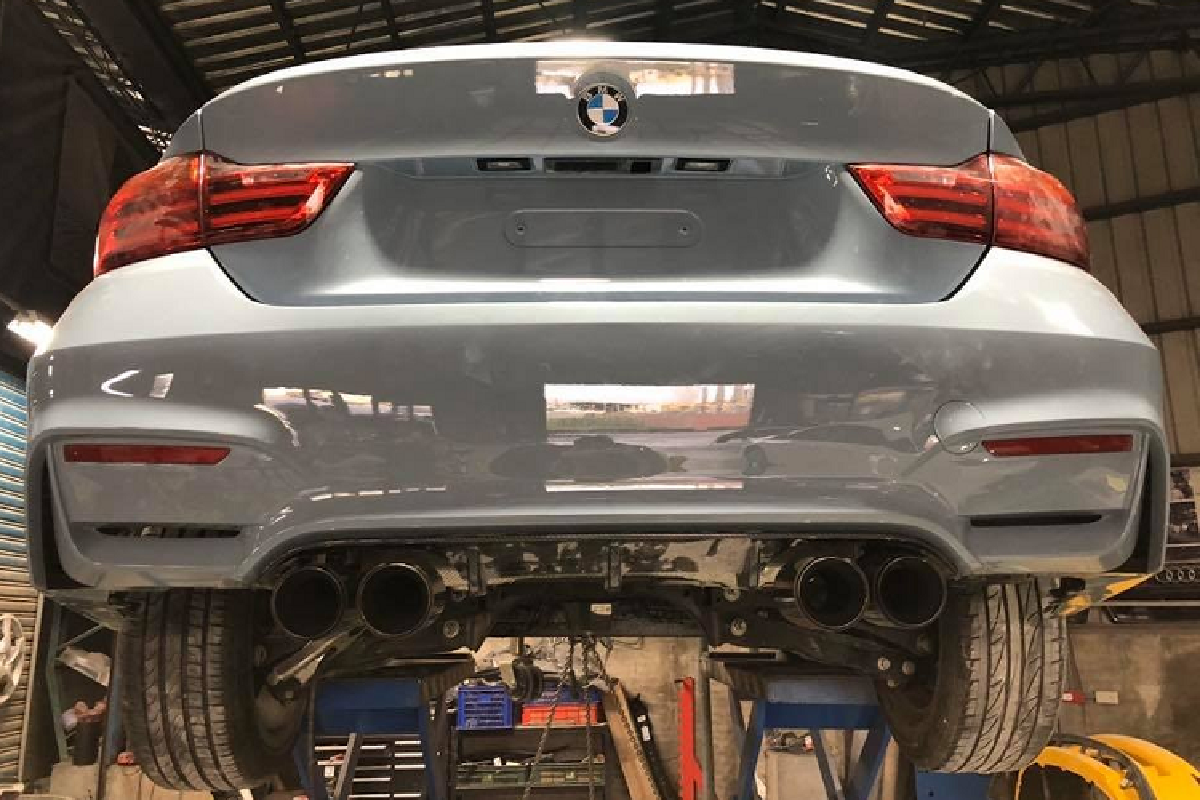 BMW 4 Series keo nua than xe