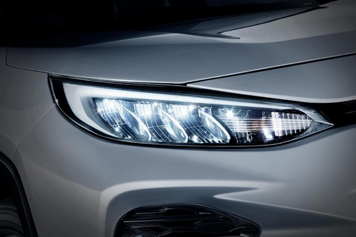 Toyota Wildlander 2020 - doi thu moi cua Honda CR-V lo dien-Hinh-3