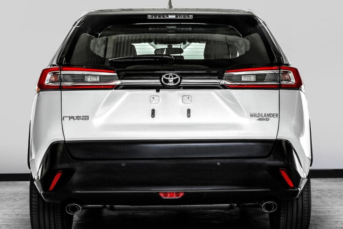 Toyota Wildlander 2020 - doi thu moi cua Honda CR-V lo dien-Hinh-6