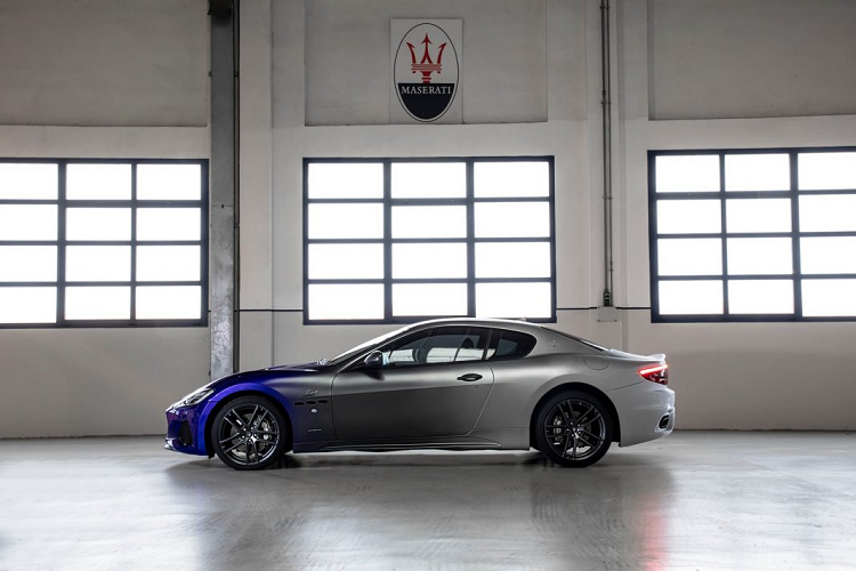 Maserati ra mat phien ban Maserati GranTurismo dac biet-Hinh-2