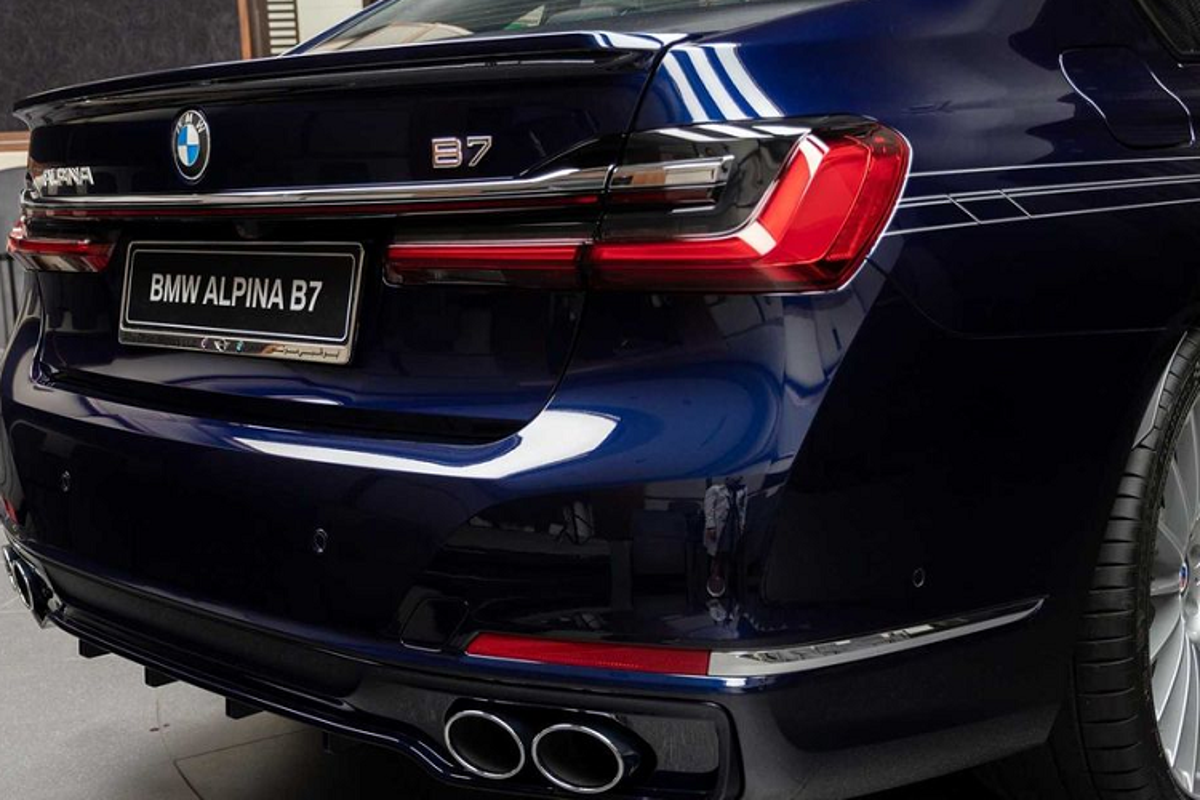 Ngam sieu sedan BMW Alpina B7 2020 mau doc tai Abu Dhabi-Hinh-3