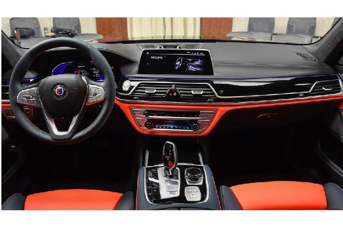 Ngam sieu sedan BMW Alpina B7 2020 mau doc tai Abu Dhabi-Hinh-6