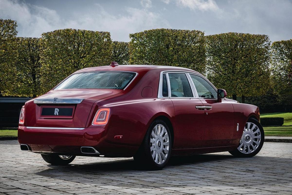 Xe sieu sang Rolls-Royce Phantom RED ngoai that rac bui pha le-Hinh-2