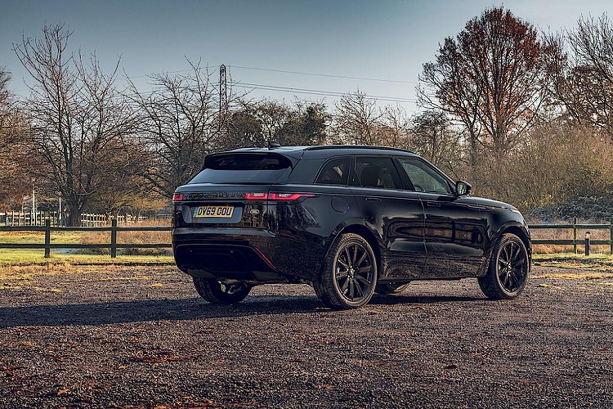 Xe sang Range Rover Velar Black moi tu 1,75 ty dong tai Anh-Hinh-2
