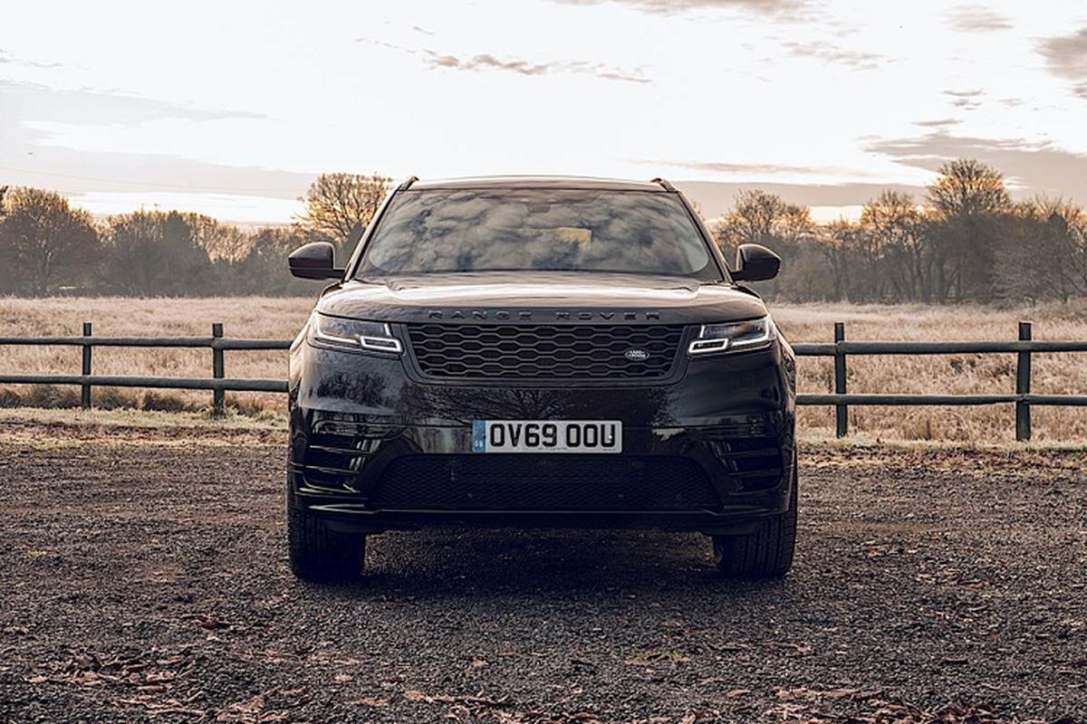 Xe sang Range Rover Velar Black moi tu 1,75 ty dong tai Anh-Hinh-3