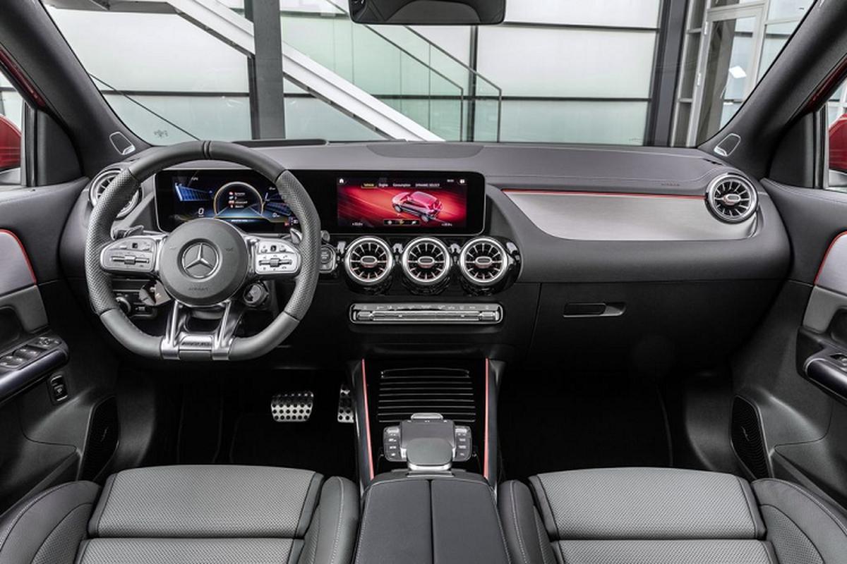Mercedes-AMG GLA 35 2021 moi, nho nhung co vo-Hinh-7