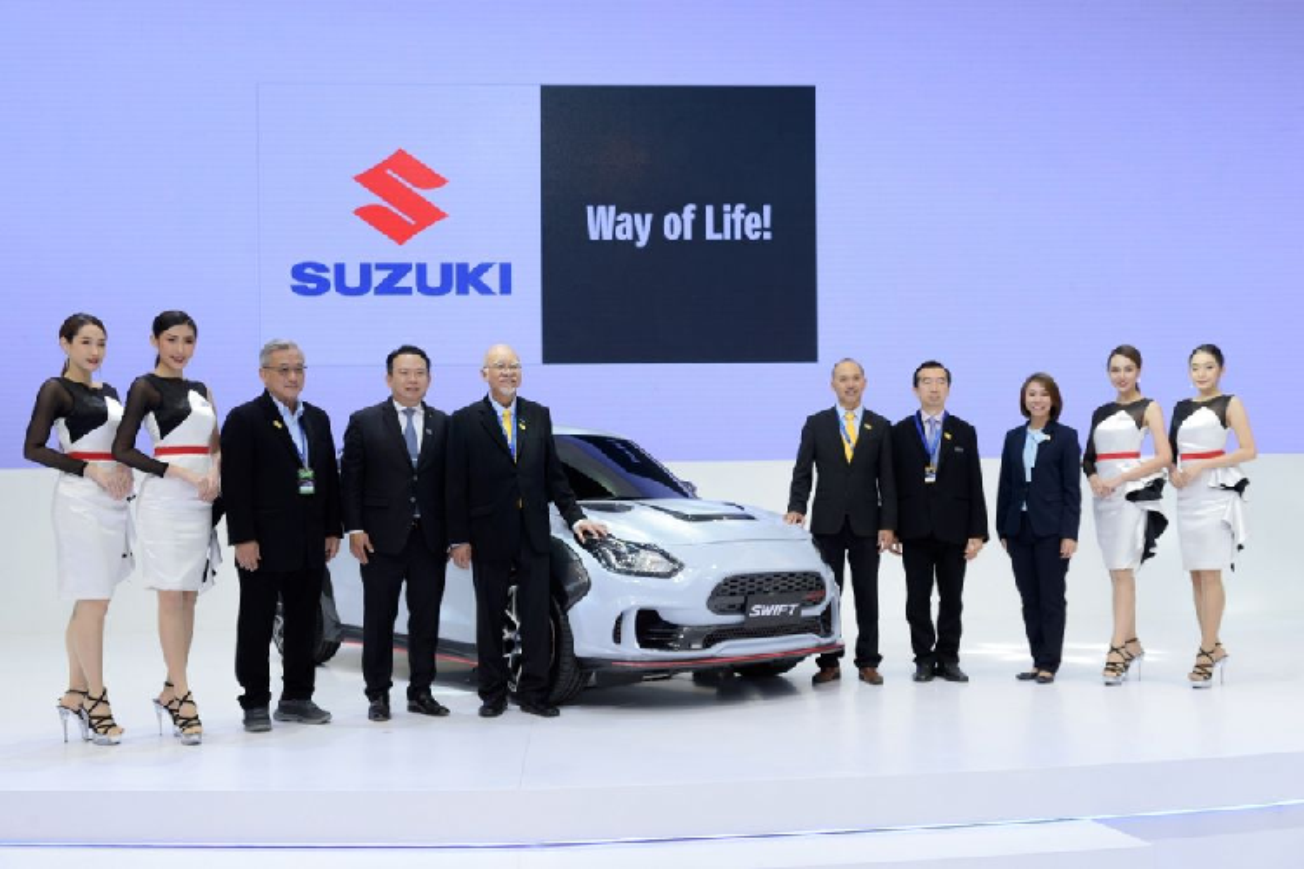 Xe gia re Suzuki Swift phong cach sieu ngau tai Thai Lan-Hinh-3