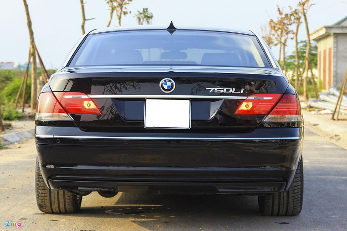 Xe sang BMW 750 Li 14 nam tuoi ban hon 400 trieu dong-Hinh-4