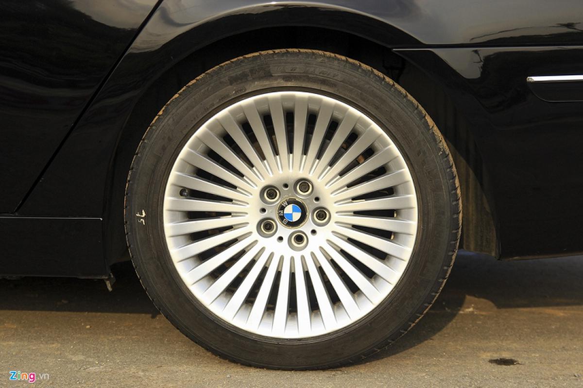Xe sang BMW 750 Li 14 nam tuoi ban hon 400 trieu dong-Hinh-6