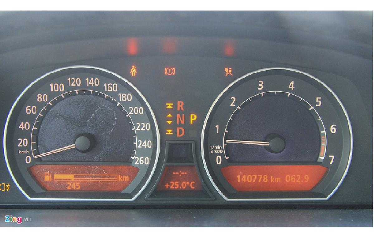 Xe sang BMW 750 Li 14 nam tuoi ban hon 400 trieu dong-Hinh-7