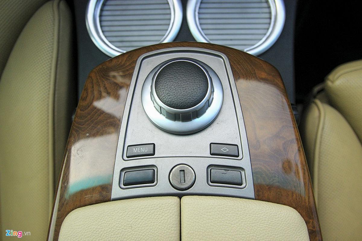 Xe sang BMW 750 Li 14 nam tuoi ban hon 400 trieu dong-Hinh-9