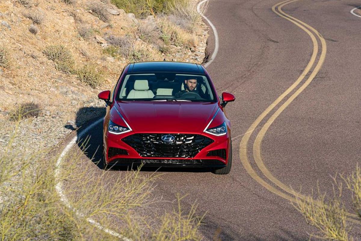"""Hyundai bat ngo khuyen mai """"khung"""" cho Sonata 2020 tai My-Hinh-3"""