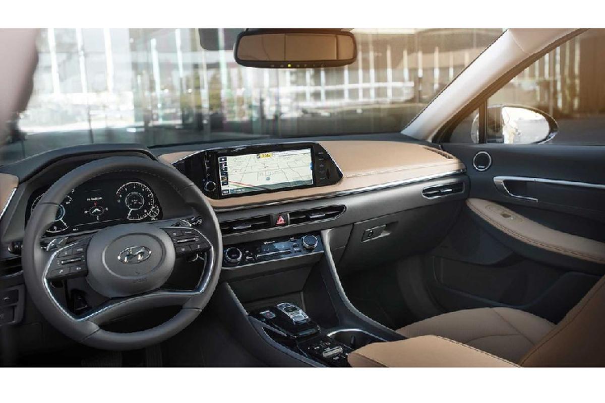 """Hyundai bat ngo khuyen mai """"khung"""" cho Sonata 2020 tai My-Hinh-6"""