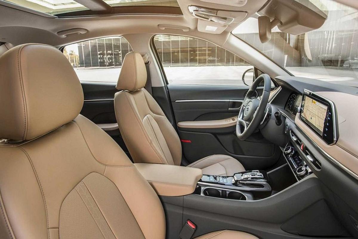 """Hyundai bat ngo khuyen mai """"khung"""" cho Sonata 2020 tai My-Hinh-7"""