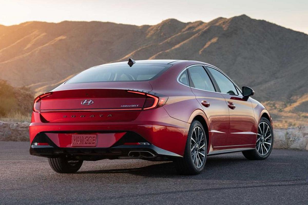 """Hyundai bat ngo khuyen mai """"khung"""" cho Sonata 2020 tai My-Hinh-8"""