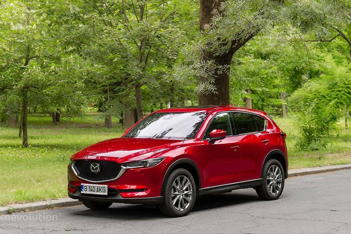 Ra mat Mazda CX-5 2020 tu 675 trieu dong tai Nhat Ban