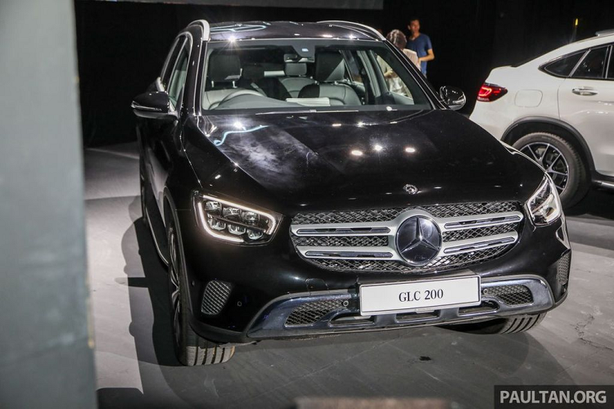 Mercedes-Benz GLC 2020 tu 1,6 ty tai Malaysia, sap ve Viet Nam-Hinh-11