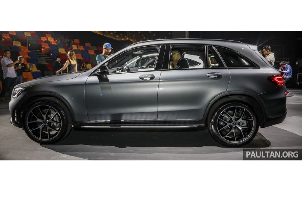 Mercedes-Benz GLC 2020 tu 1,6 ty tai Malaysia, sap ve Viet Nam-Hinh-4