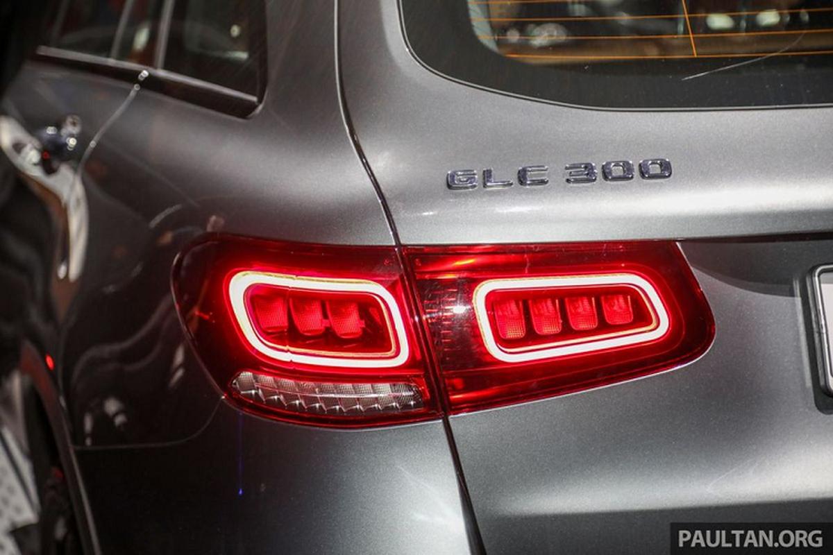Mercedes-Benz GLC 2020 tu 1,6 ty tai Malaysia, sap ve Viet Nam-Hinh-6