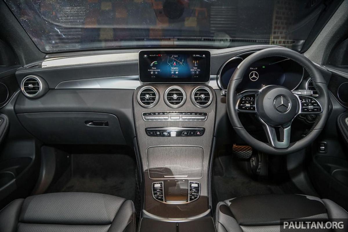 Mercedes-Benz GLC 2020 tu 1,6 ty tai Malaysia, sap ve Viet Nam-Hinh-7