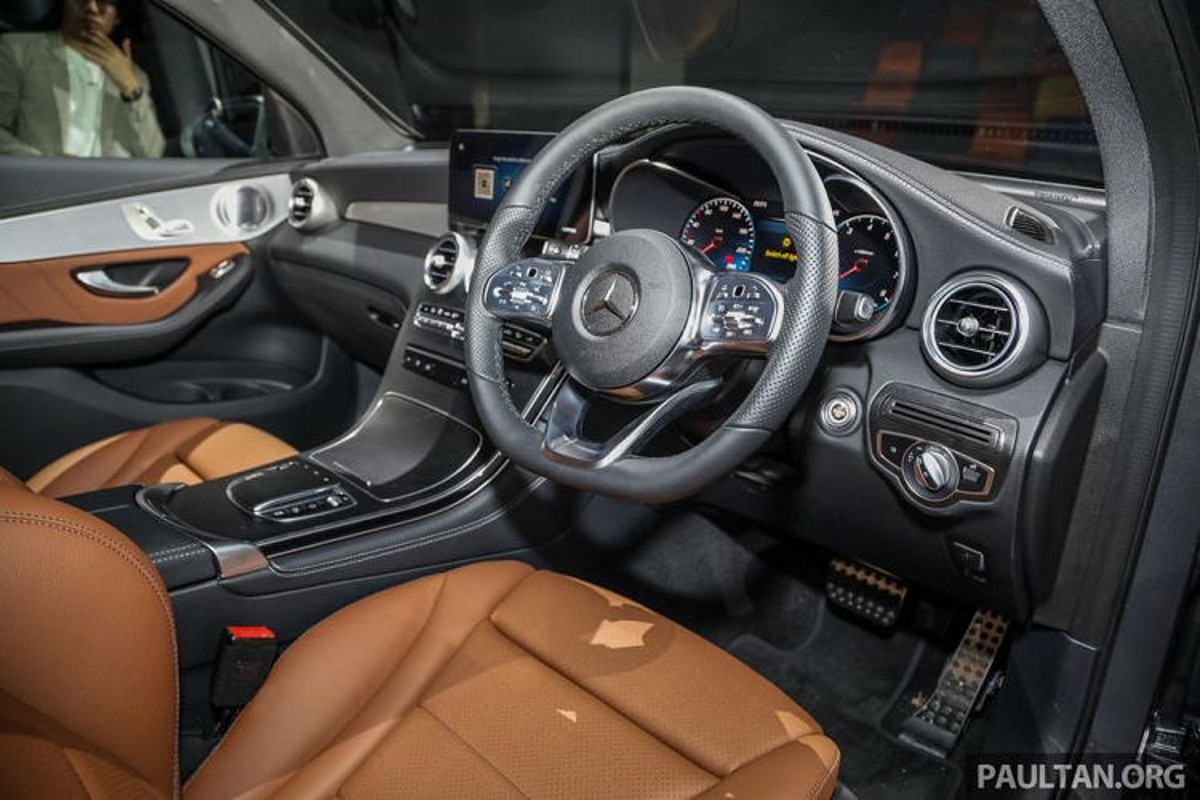 Mercedes-Benz GLC 2020 tu 1,6 ty tai Malaysia, sap ve Viet Nam-Hinh-8