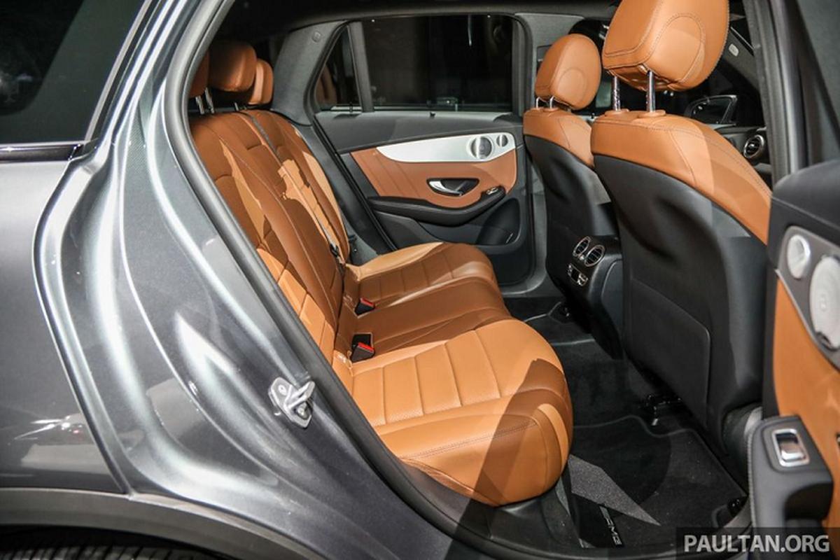 Mercedes-Benz GLC 2020 tu 1,6 ty tai Malaysia, sap ve Viet Nam-Hinh-9
