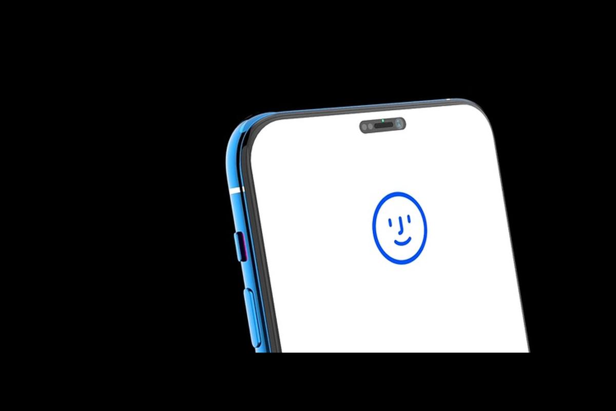 Xem thu iPhone 12 voi Face ID duc lo, van tay duoi man hinh-Hinh-6