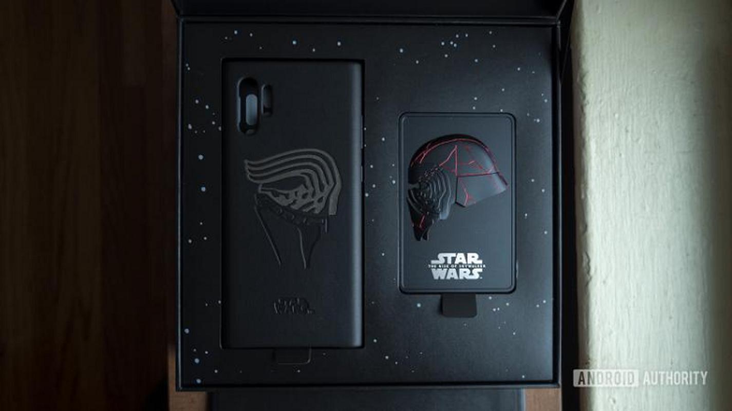 Chi tiet Galaxy Note 10+ phien ban Star Wars Edition-Hinh-3