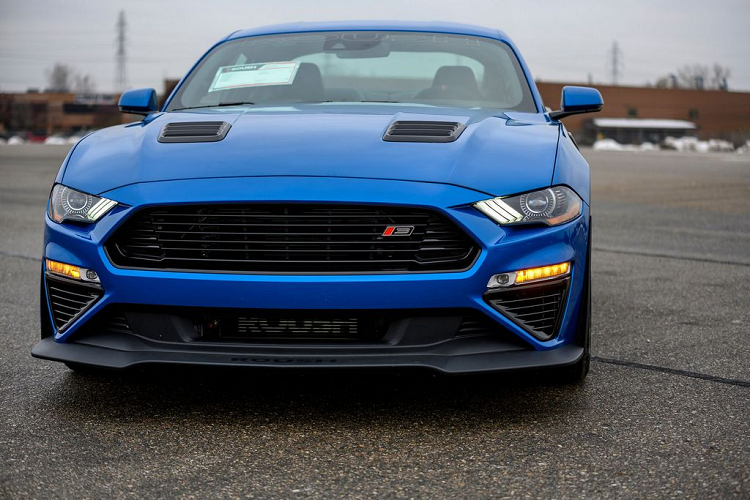Ngam Ford Mustang 2020 Stage 3
