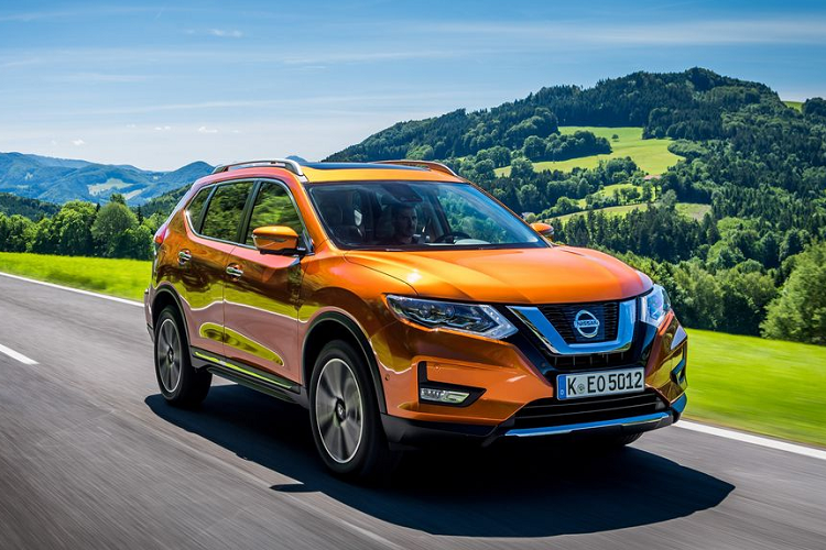 Nissan X-Trail se som ra mat the he moi trong nam 2021-Hinh-2