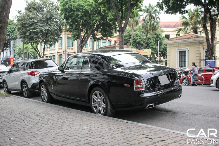 Can canh Rolls-Royce Phantom Coupe doc nhat Viet Nam-Hinh-11