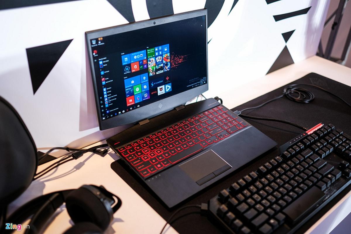 HP ra mat laptop gaming dau tien tai VN, gia tu 55 trieu dong