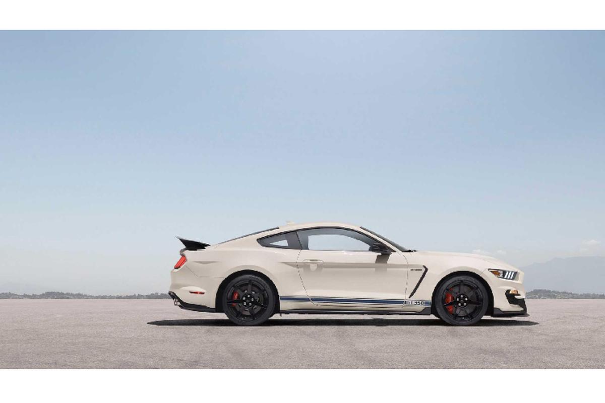 Ra mat Ford Mustang Shelby GT350 va GT350R ban dac biet-Hinh-4