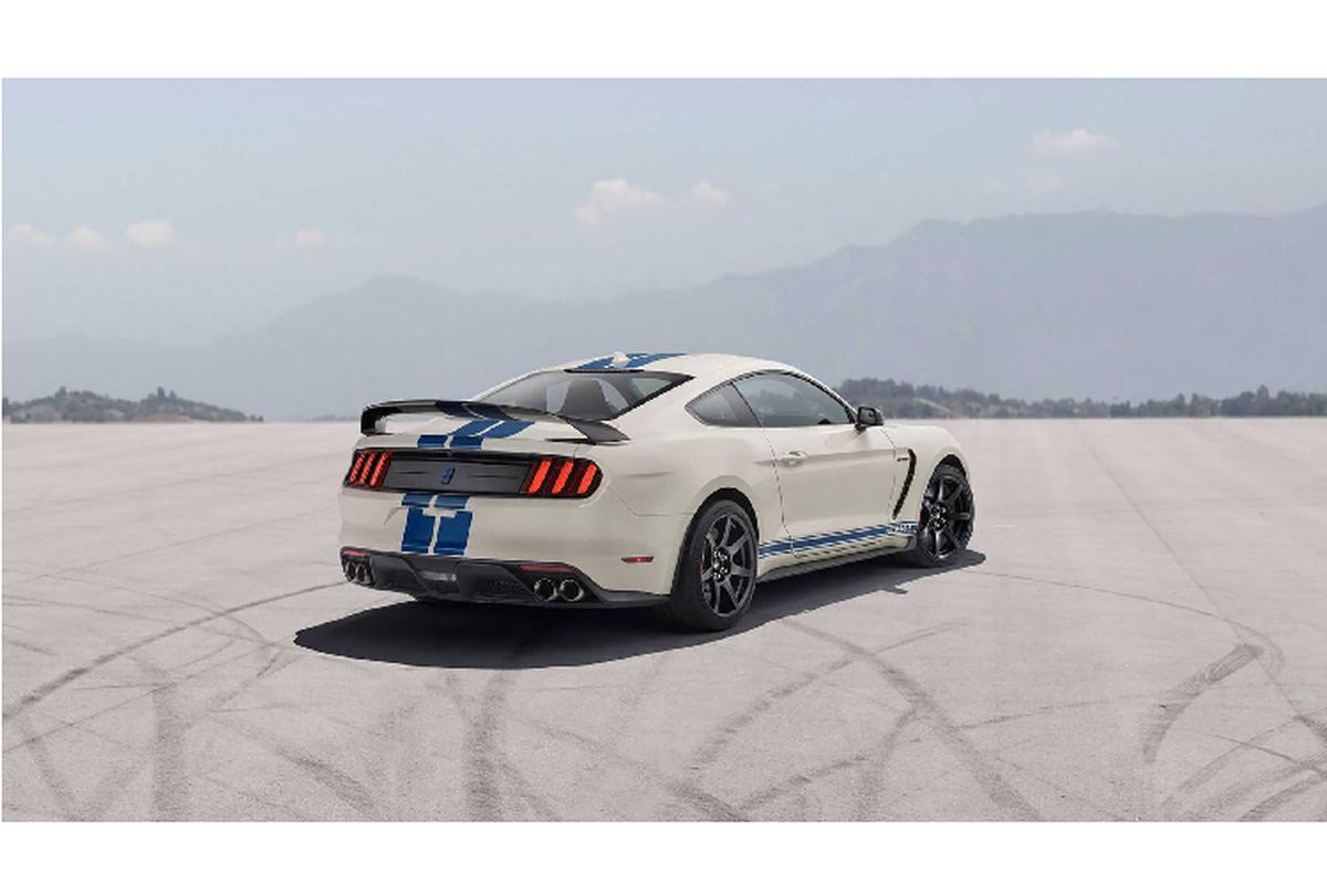 Ra mat Ford Mustang Shelby GT350 va GT350R ban dac biet-Hinh-5