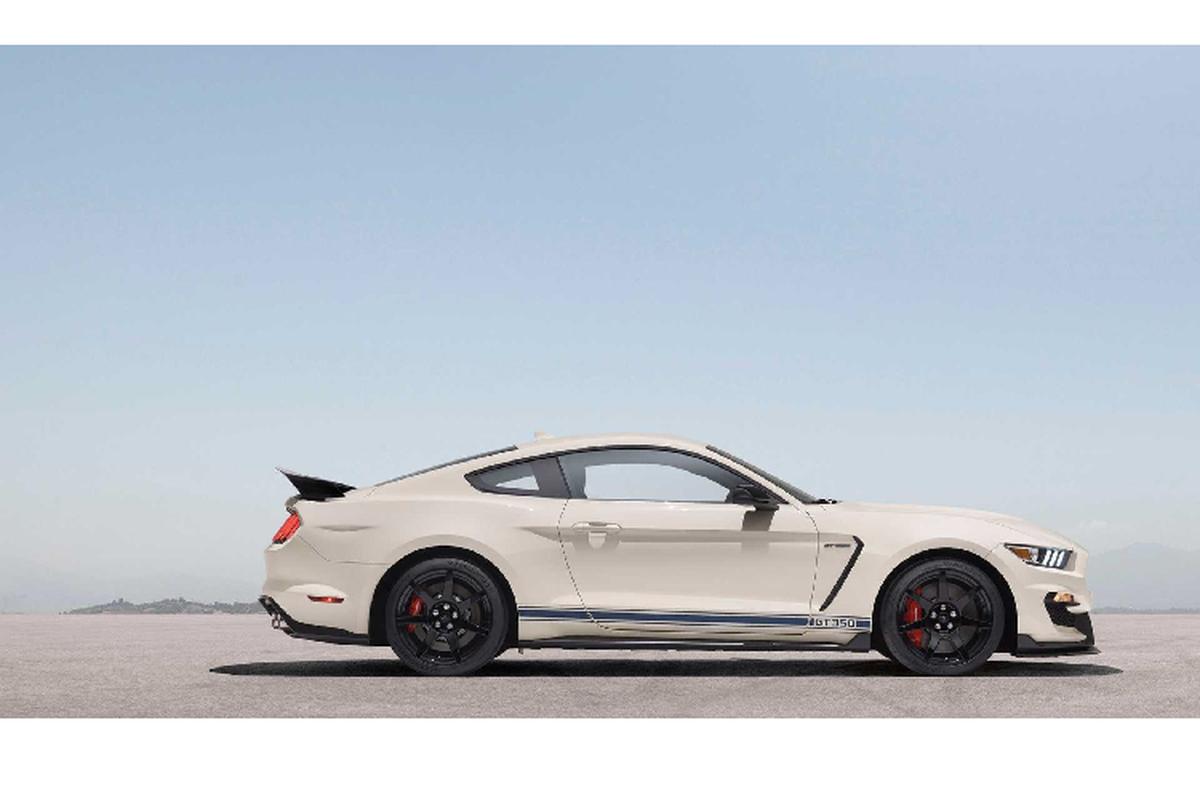 Ra mat Ford Mustang Shelby GT350 va GT350R ban dac biet-Hinh-6