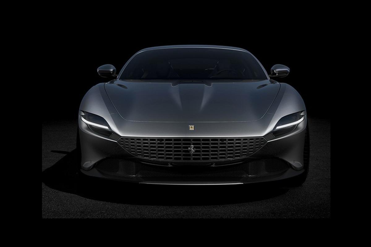 Ferrari Roma se la