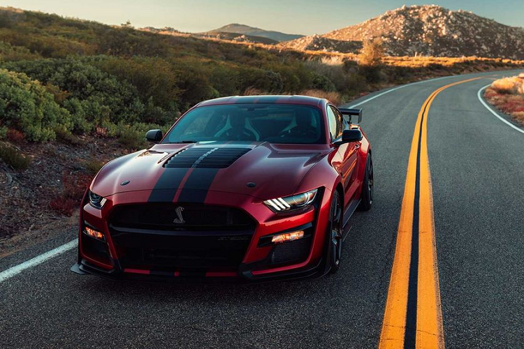 """Ford Mustang Shelby GT500 """"doi gia"""" len toi 3,94 ty dong-Hinh-6"""