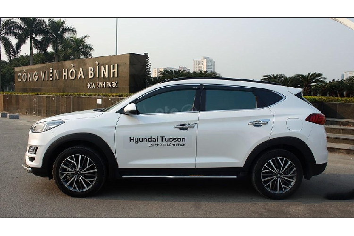 Hyundai Tucson 2020 co gi ha be Mazda CX-5 tai Viet Nam-Hinh-7