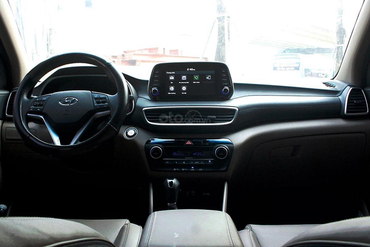 Hyundai Tucson 2020 co gi ha be Mazda CX-5 tai Viet Nam-Hinh-9
