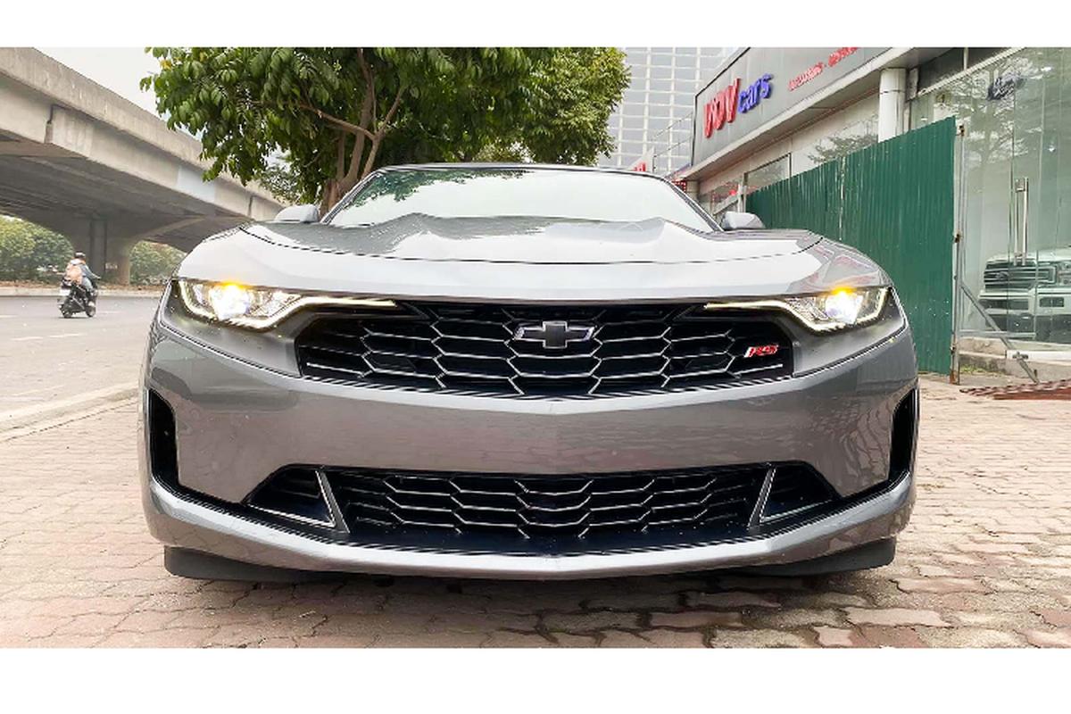Chevrolet Camaro 2019 mui tran gan 3 ty dong o Ha Noi