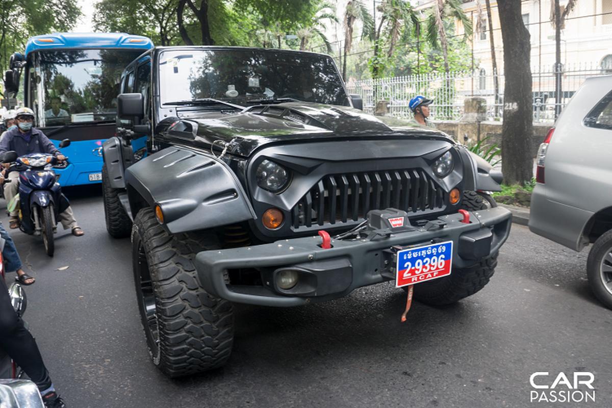 """""""Khung long"""" Mercedes G500 4×4² cua dai gia Campuchia o Sai Gon-Hinh-7"""