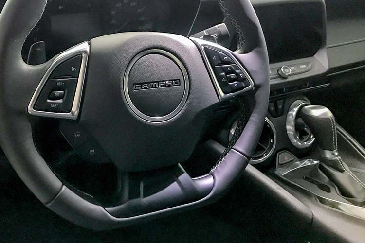 Chevrolet Camaro 2019 mui tran gan 3 ty dong o Ha Noi-Hinh-8