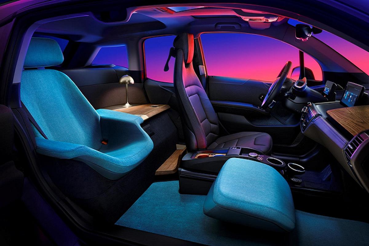 BMW i3 Urban Suite 2020 ra mat,