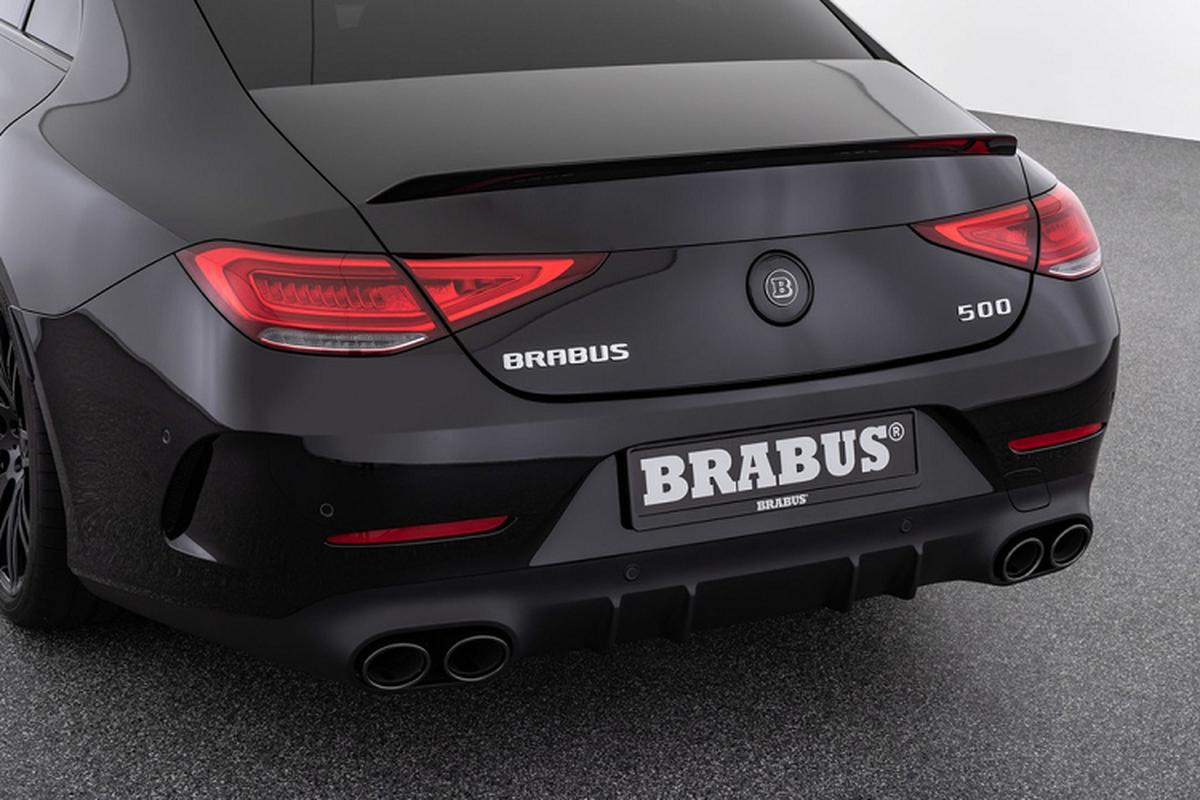 Sedan Mercedes-AMG CLS 53 manh toi 500 ma luc nho Brabus-Hinh-7