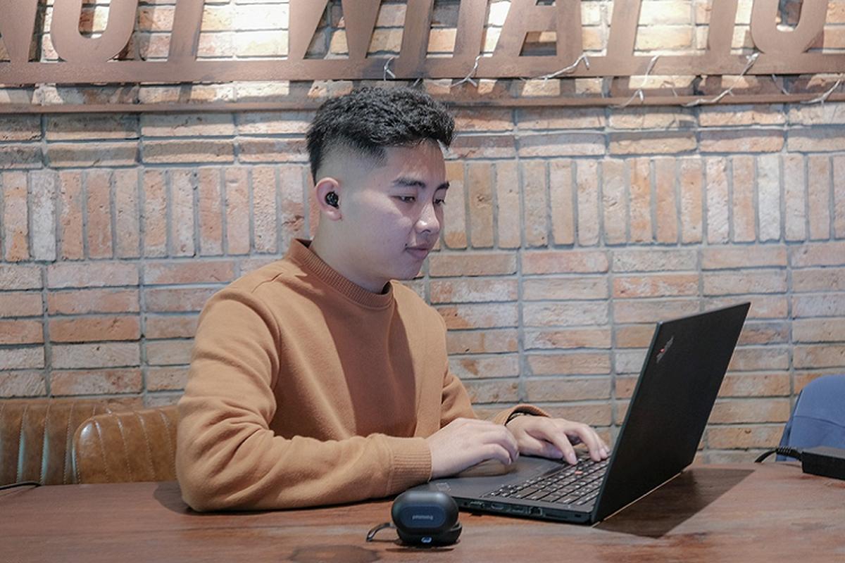 Tai nghe true wireless gia duoi 700.000 dong lam duoc gi?-Hinh-9