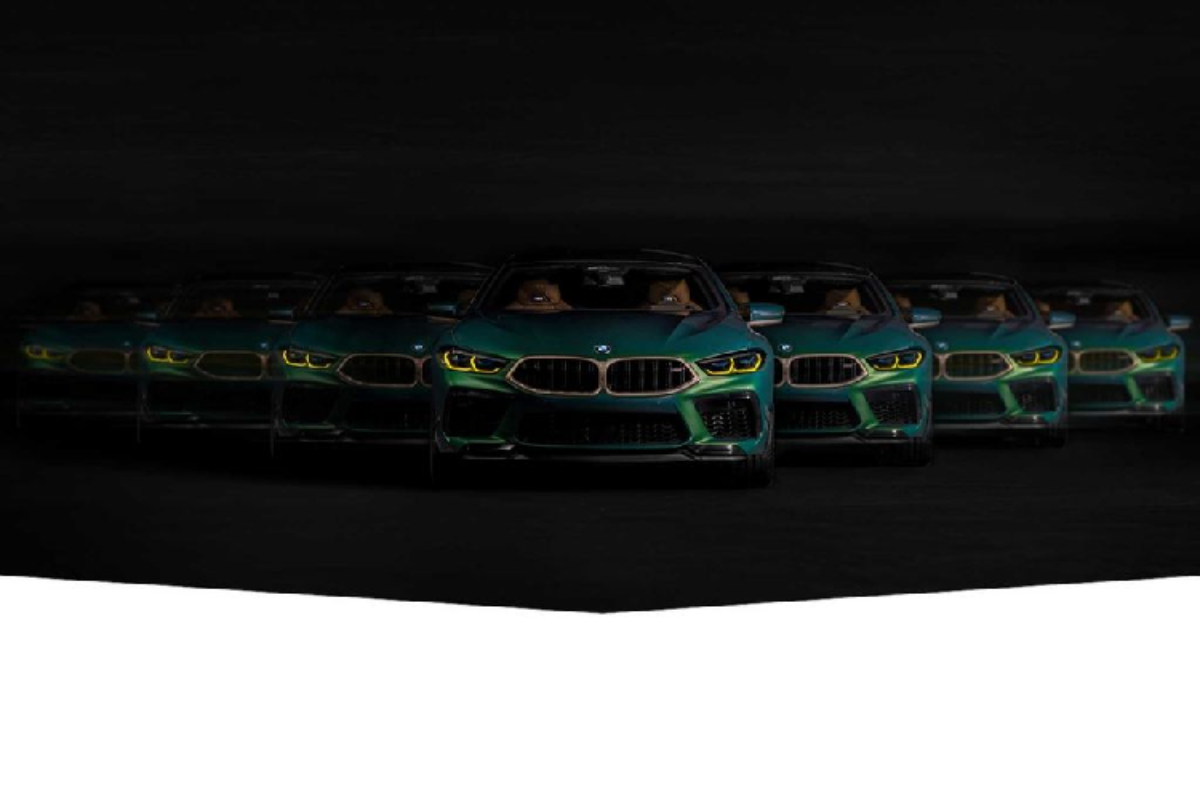"BMW M kich hoat ""bom tan"