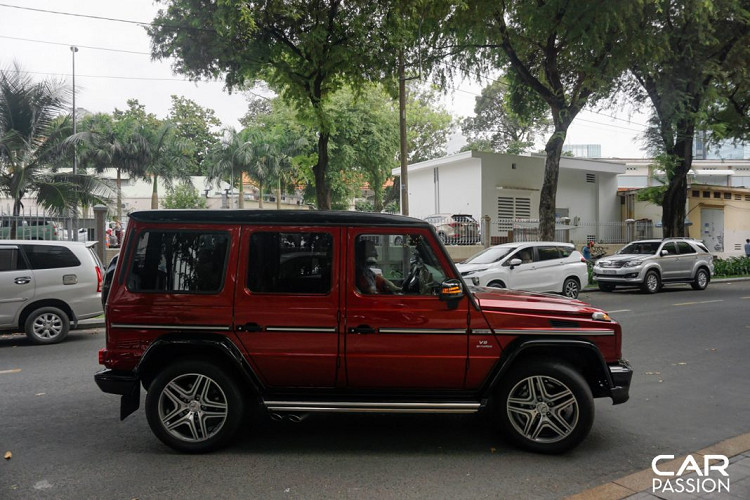Mercedes-AMG G63 Crazy Color Edition doc nhat Viet Nam-Hinh-2