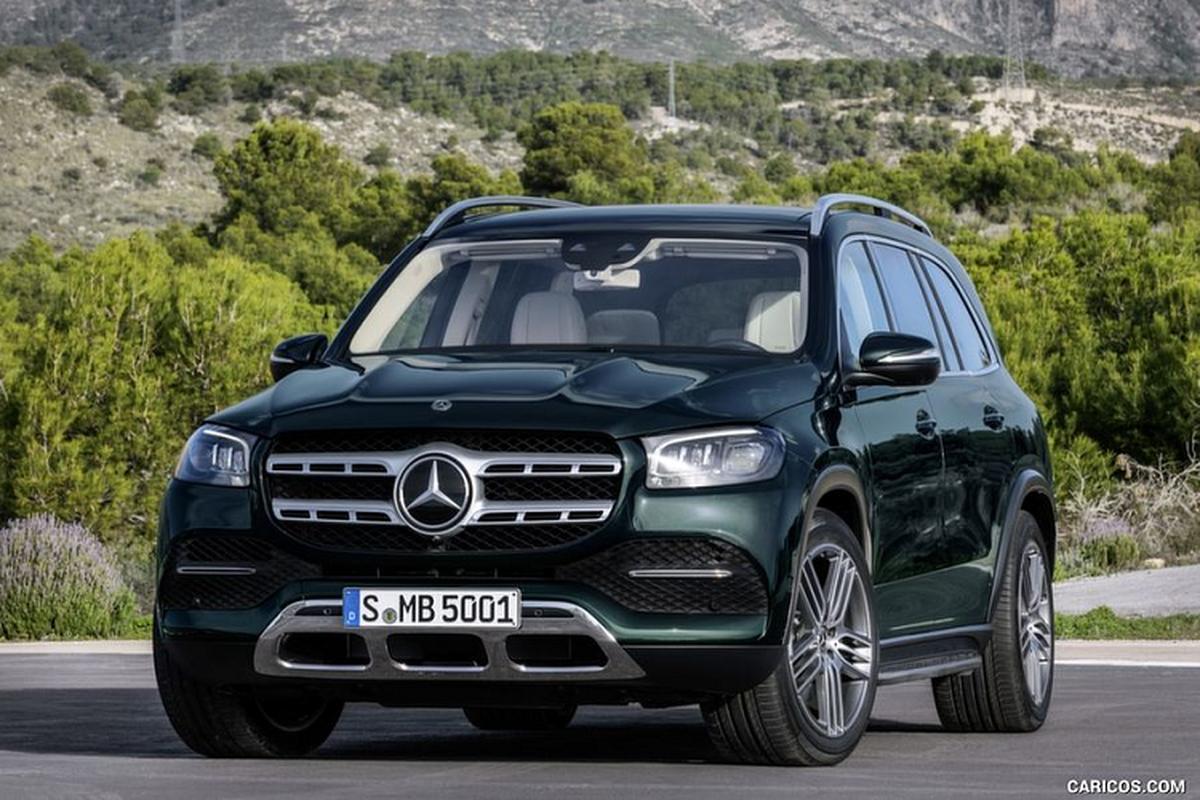 Diem mat xe Mercedes-Benz ra mat tai Viet Nam nam 2020-Hinh-6