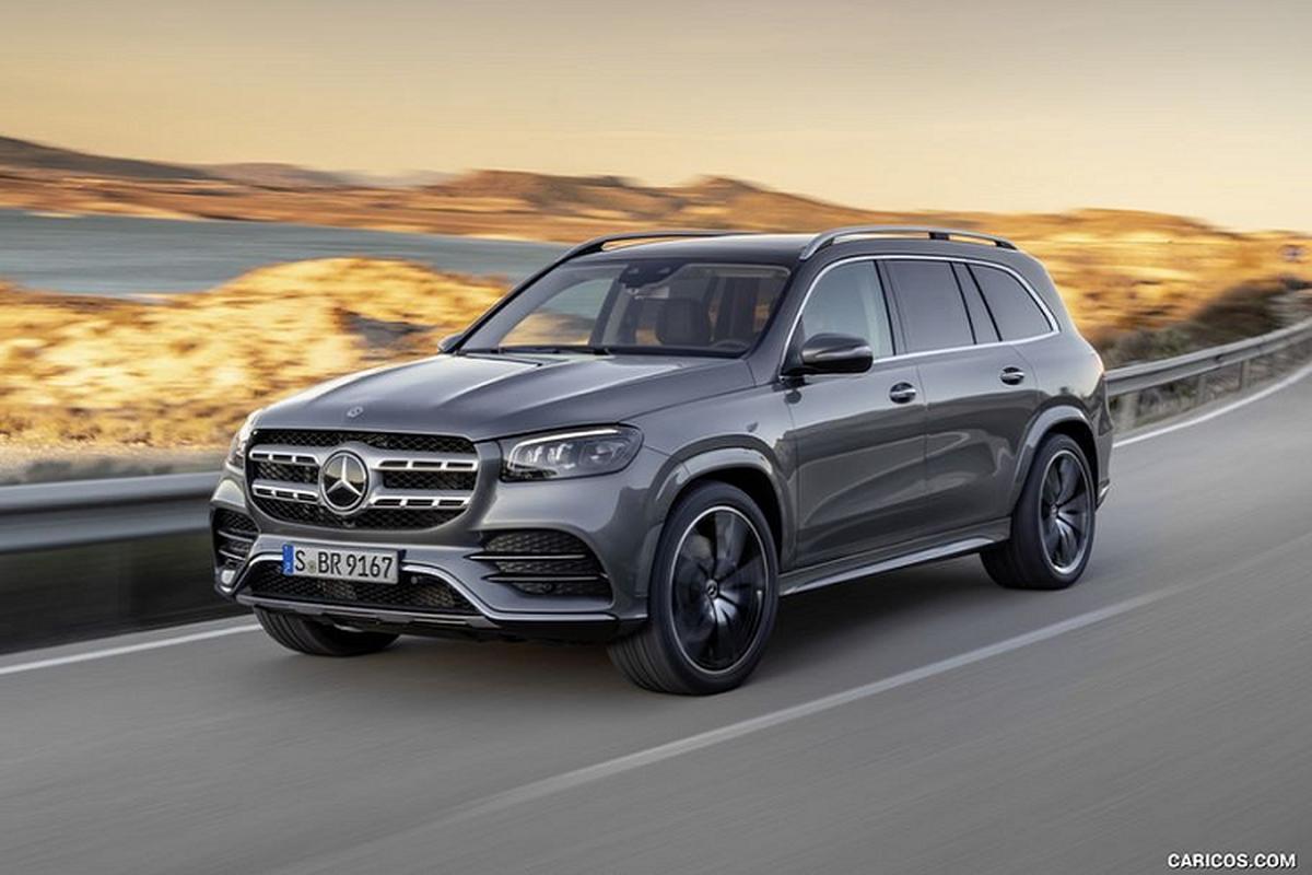 Diem mat xe Mercedes-Benz ra mat tai Viet Nam nam 2020